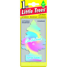 Little Trees Air Freshener - Cotton Candy, 1 Pack, , scaau_hi-res