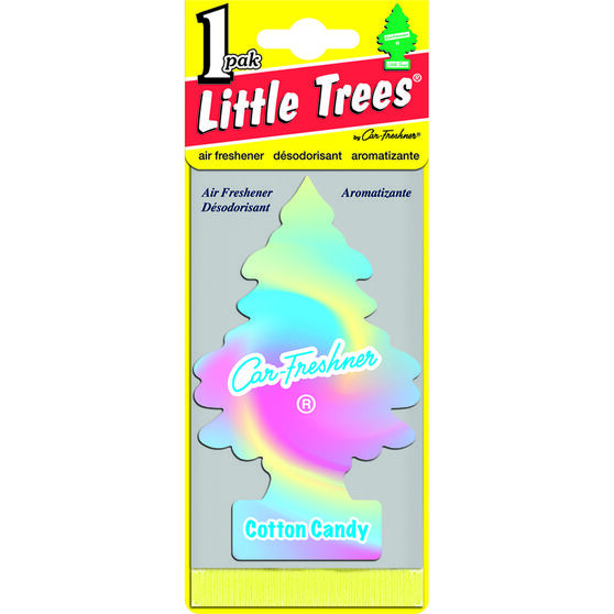 Little Trees Air Freshener - Cotton Candy, , scaau_hi-res