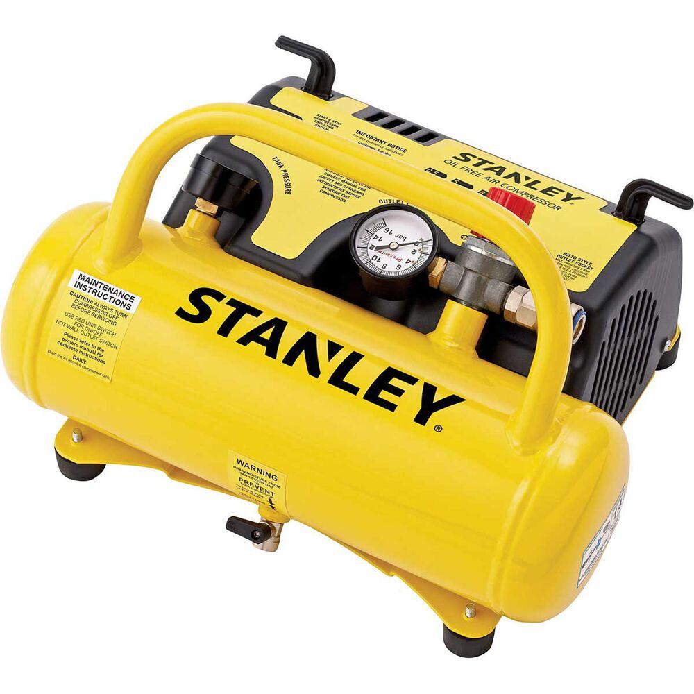 Stanley Wall Mount Air Compressor 0 5hp 14lpm Supercheap
