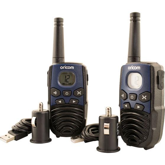Oricom UHF Radio - 1W, 2 Pack, PMR1295, , scaau_hi-res