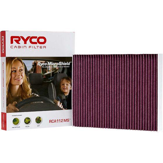 Ryco Cabin Air Filter Microshield - RCA112MS, , scaau_hi-res
