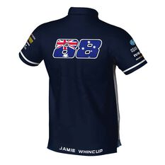 Red Bull Holden Racing Team Men's 2020 Jamie Whincup Driver Polo, Navy, scaau_hi-res
