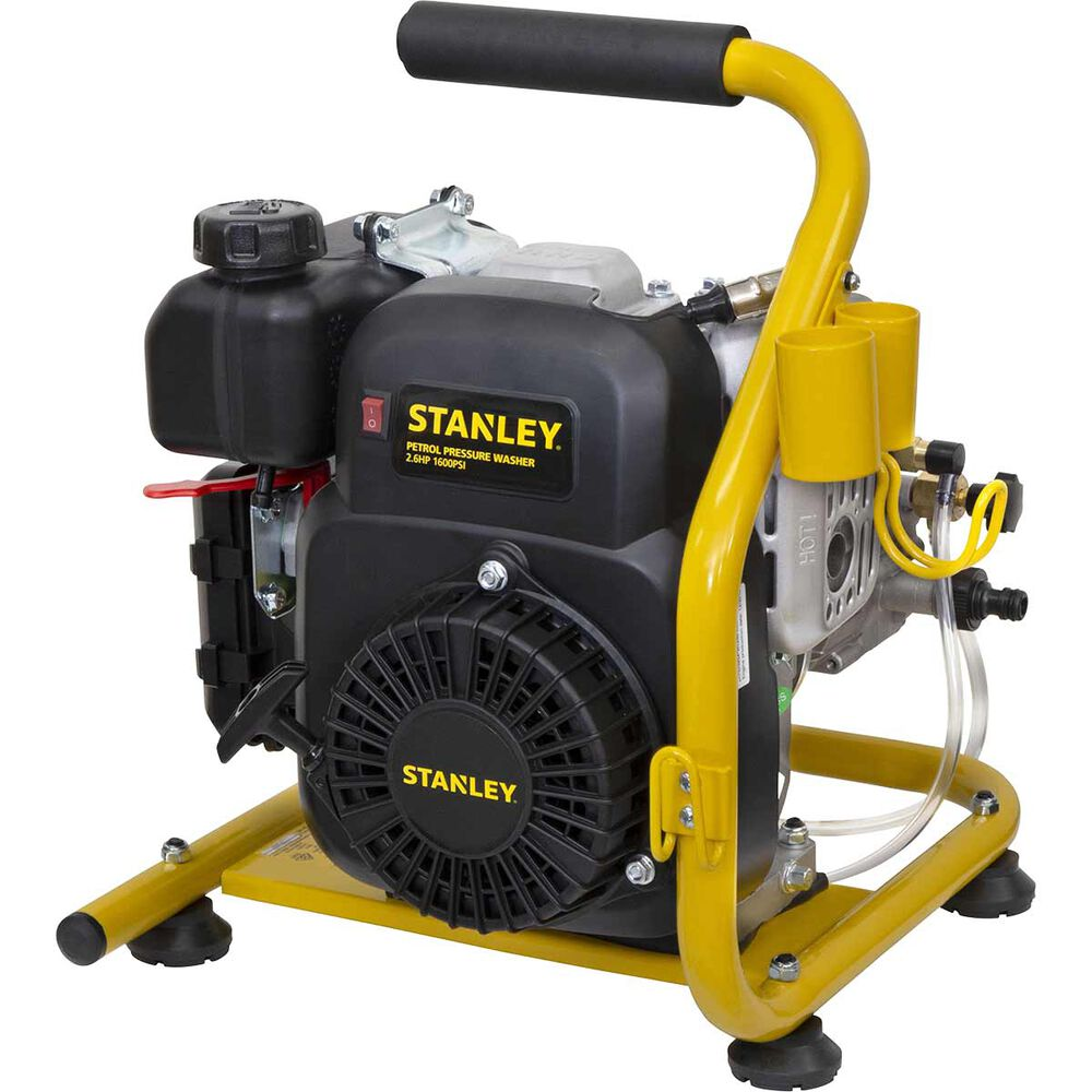 Stanley Portable Petrol Pressure Washer - 2.6Hp ...