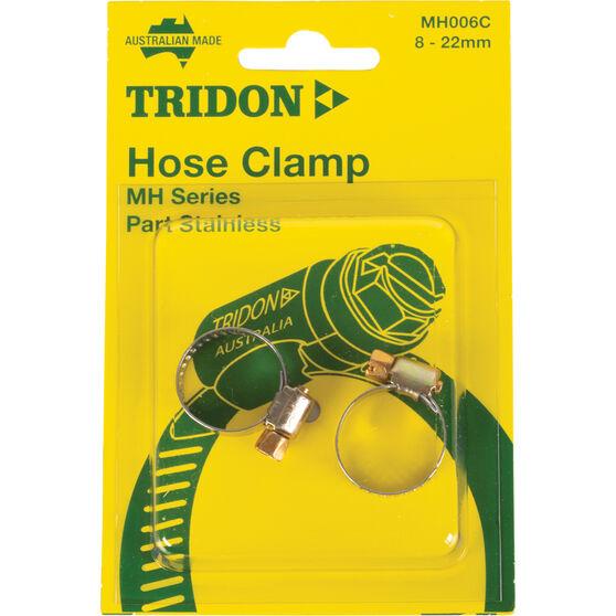 Tridon Hose Clamp - HS010C, 2 Pieces, , scaau_hi-res