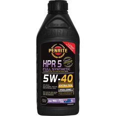 Penrite HPR 5 Engine Oil 5W-40 1 Litre, , scaau_hi-res