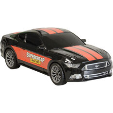 Mustang GT Friction Powered Car - 1:18 Scale, , scaau_hi-res