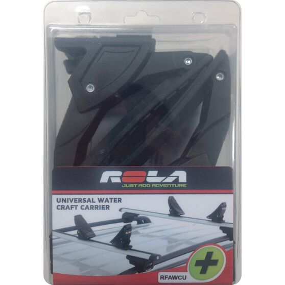 Rola Roof Rack Kayak Holder Kit, , scaau_hi-res