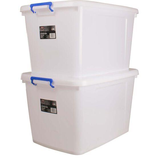 SCA Storage Roller Box - 130 Litre, Opaque, , scaau_hi-res