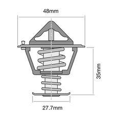 Tridon Thermostat - TT214-180, , scaau_hi-res