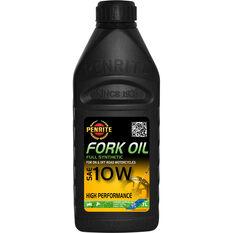 Penrite Motorcycle Fork Oil 10W 1 Litre, , scaau_hi-res