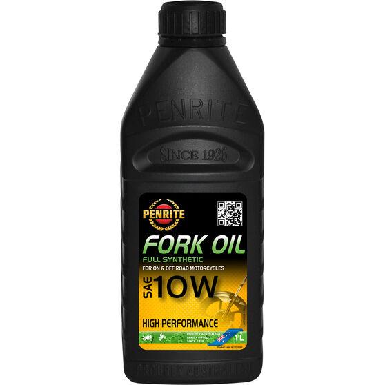Penrite  Fork Oil 10 - 1 Litre, , scaau_hi-res