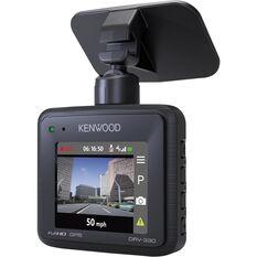 Kenwood Full HD 1080P Dash Cam With GPS DRV-330, , scaau_hi-res