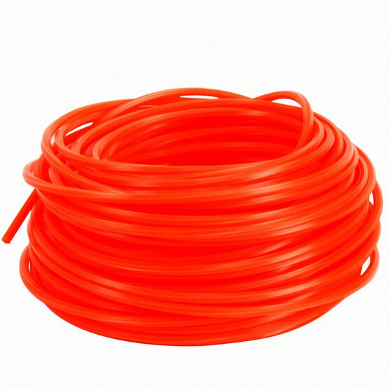 NGK Tuff Cut Trimmer Line - Orange, 2.4mm X 12m, , scaau_hi-res