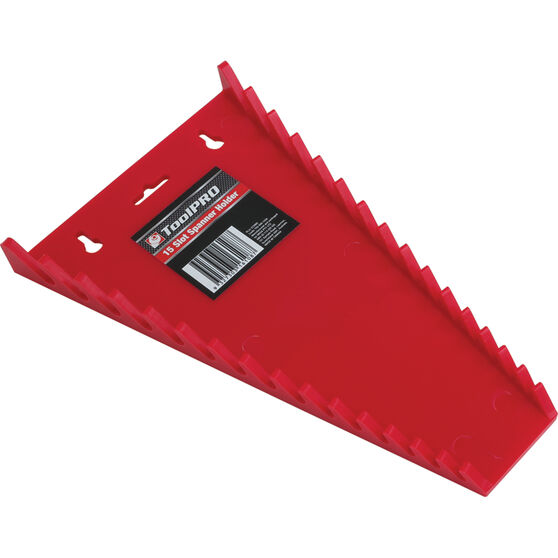 ToolPRO Spanner Holder - 15 Slot, , scaau_hi-res