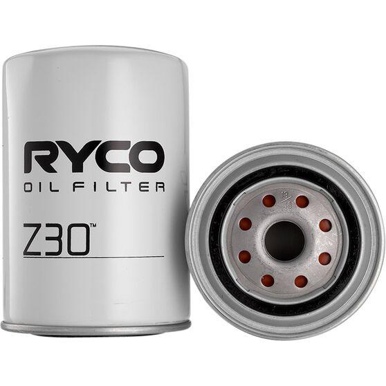 Ryco Oil Filter - Z30, , scaau_hi-res