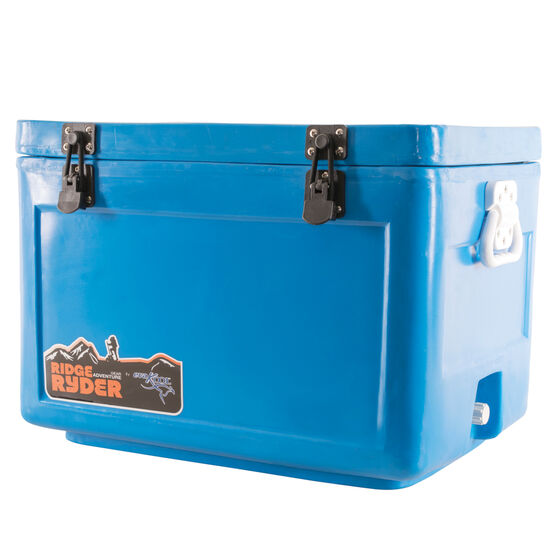 Ridge Ryder by Evakool Ice Box Blue 53 Litre, , scaau_hi-res