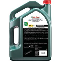 Castrol MAGNATEC Stop Start Engine Oil - 5W-30, A5, 6 Litre, , scaau_hi-res