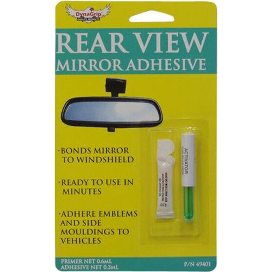 DynaGrip Rear View Mirror Adhesive - 0.9mL, , scaau_hi-res