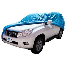 4WD Cover - Silver Protection, Water Resistant, Suits Large/Extra Large 4WDs, , scaau_hi-res