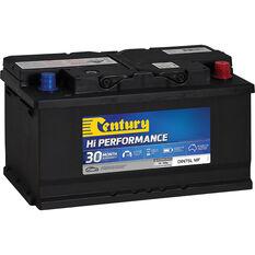 Century Hi Performance Car Battery DIN75L MF, , scaau_hi-res