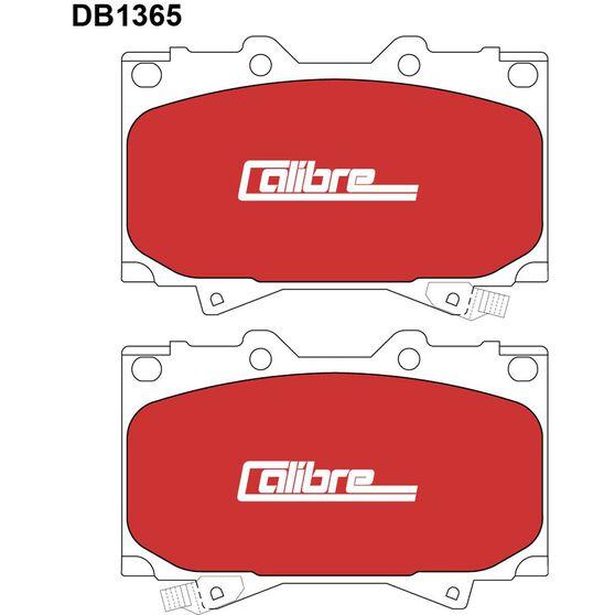 Calibre Disc Brake Pads DB1365CAL, , scaau_hi-res