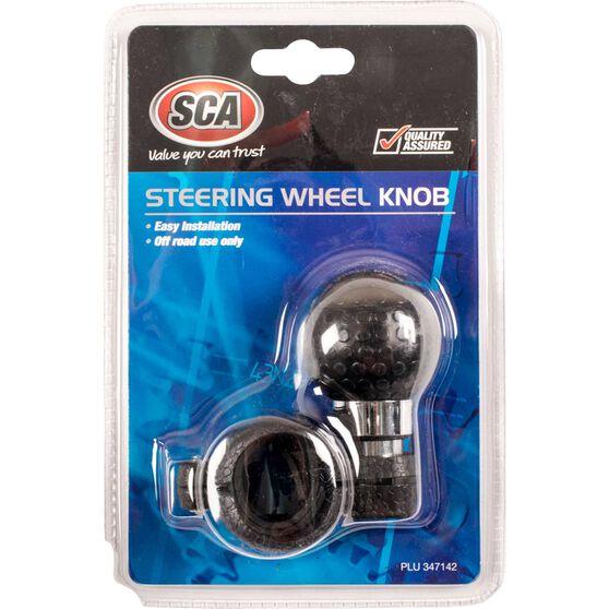SCA Steering Wheel Knob, , scaau_hi-res