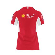 Shell V-Power Racing Team Women's 2020 Polo, Red, scaau_hi-res