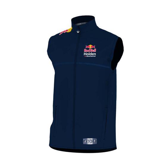 RedBull Holden Racing Team Men's 2020 Vest, Navy, scaau_hi-res