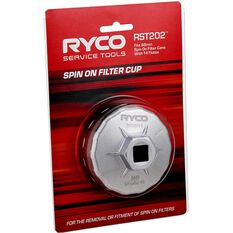 Ryco Oil Filter Cup Wrench RST202, , scaau_hi-res