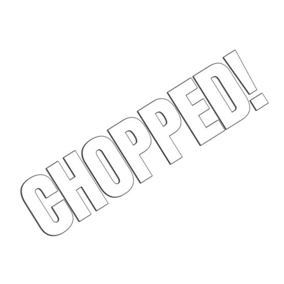 MCM CHOPPED Sticker, , scaau_hi-res