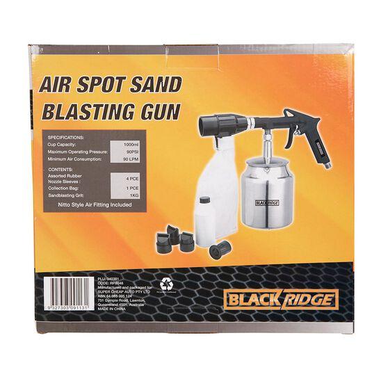 Blackridge Air Sand Blast Gun Spot, , scaau_hi-res
