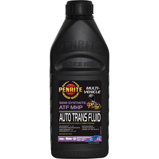 Penrite Automatic Transmission Fluid - Semi-Synthetic, MHP, 1 Litre, , scaau_hi-res