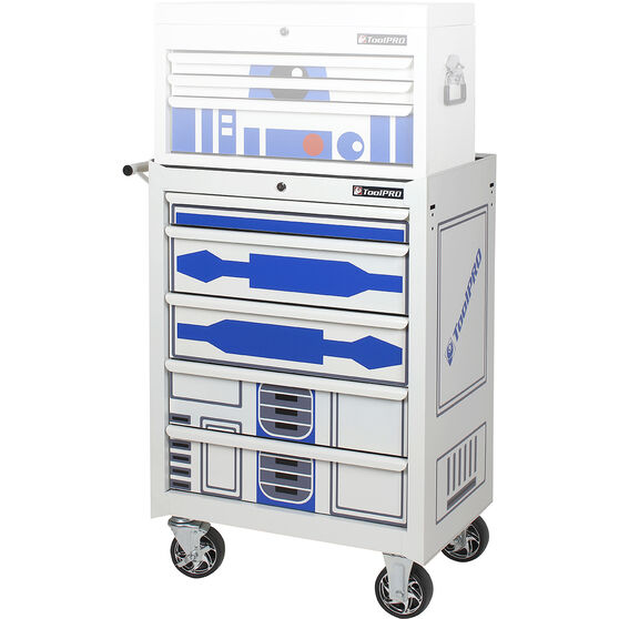 """ToolPRO Tool Cabinet 27"""", Limited Edition, Robot Design, 5 Drawer, , scaau_hi-res"""