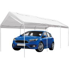 CoverALL Temporary Carport - 3 x 6 x 2.7m, , scaau_hi-res