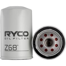 Ryco Oil Filter Z68, , scaau_hi-res