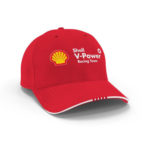 Shell V-Power Racing Team Embroidered Team Cap, , scaau_hi-res