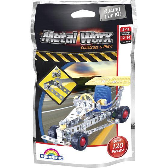 Metal Worx Assorted Construct and Play, , scaau_hi-res