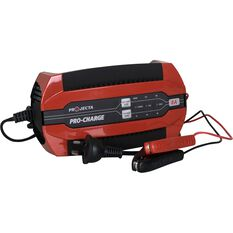 Projecta Pro-Charge Battery Charger - 12V, 2-8 Amp, , scaau_hi-res