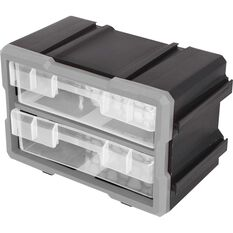 ToolPRO Connectable Organiser - 2 Drawer, , scaau_hi-res