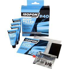 Isopon Body Filler Mini Hole Repair Kit, , scaau_hi-res