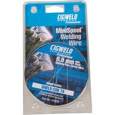 Gasless MIG Welding Wire MiniSpool, 0.9mm - 0.45kg, , scaau_hi-res