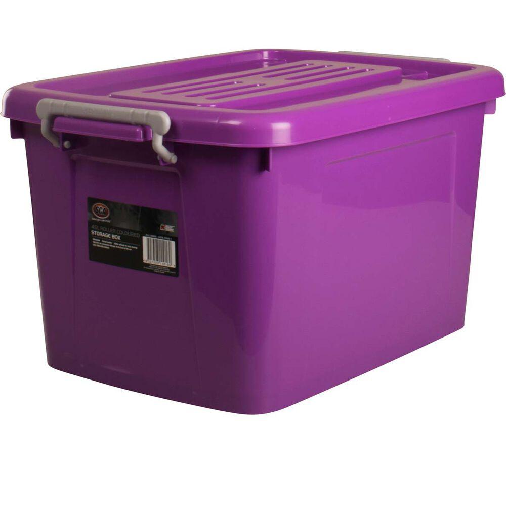 Sca Storage Roller Box 45 Litre Coloured Supercheap Auto