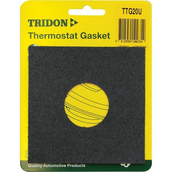 Tridon Thermostat Gasket - TTG20U, , scaau_hi-res