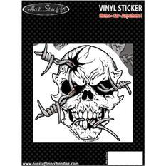 Hot Stuff Sticker - Zombie Hunter, Vinyl, , scaau_hi-res