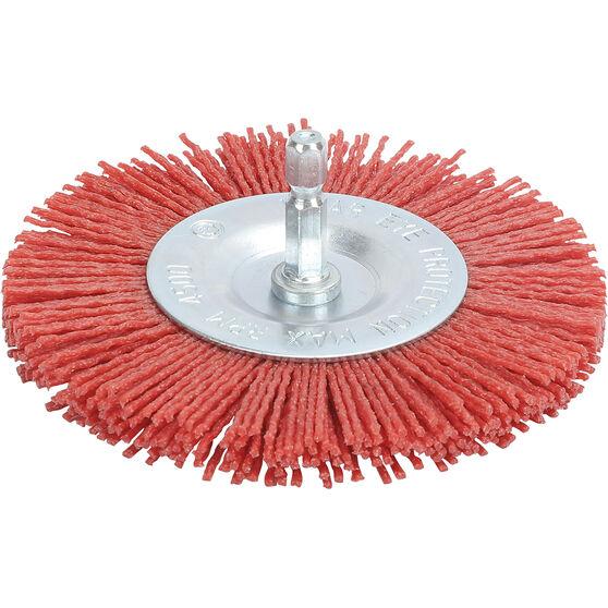 ToolPRO Nylon Filament Wheel Brush, , scaau_hi-res