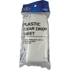 SCA Plastic Drop Sheet - 9.7m2, , scaau_hi-res