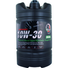 Cherokee Engine Oil - 10W-30, 5 Litre, , scaau_hi-res