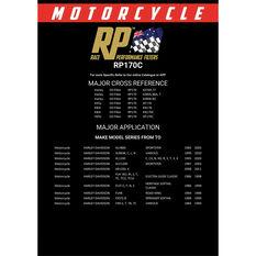 Race Performance Motorcycle Oil Filter RP170C, , scaau_hi-res
