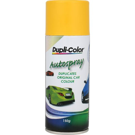 Dupli-Color Touch-Up Paint Vivid Yellow 150g DSHY08, , scaau_hi-res