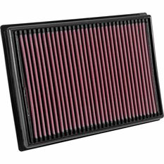 K&N Air Filter 33-3045 (Interchangeable with A1876), , scaau_hi-res